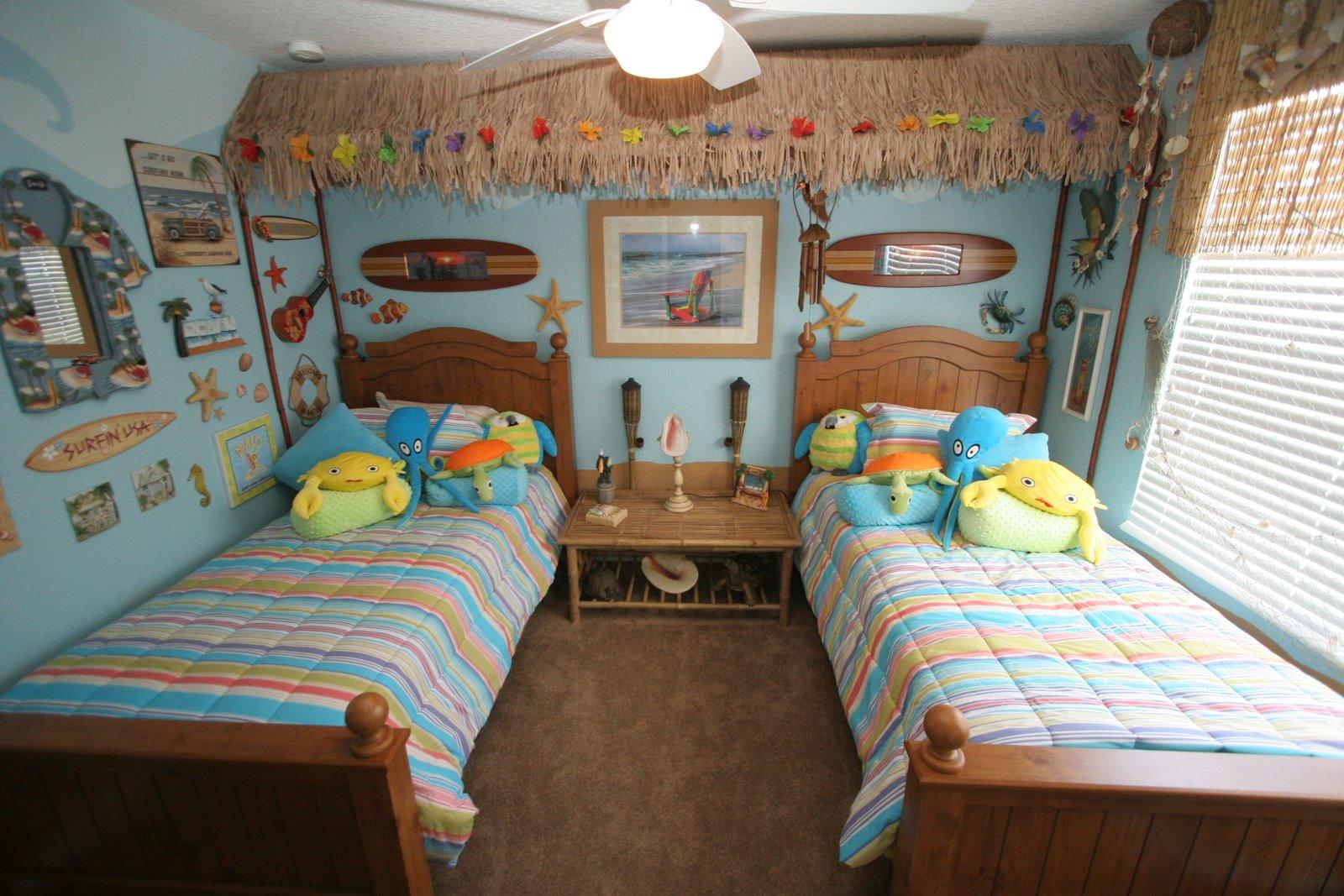 Beach Theme Bedroom Decorating Ideas Incredible Home Design