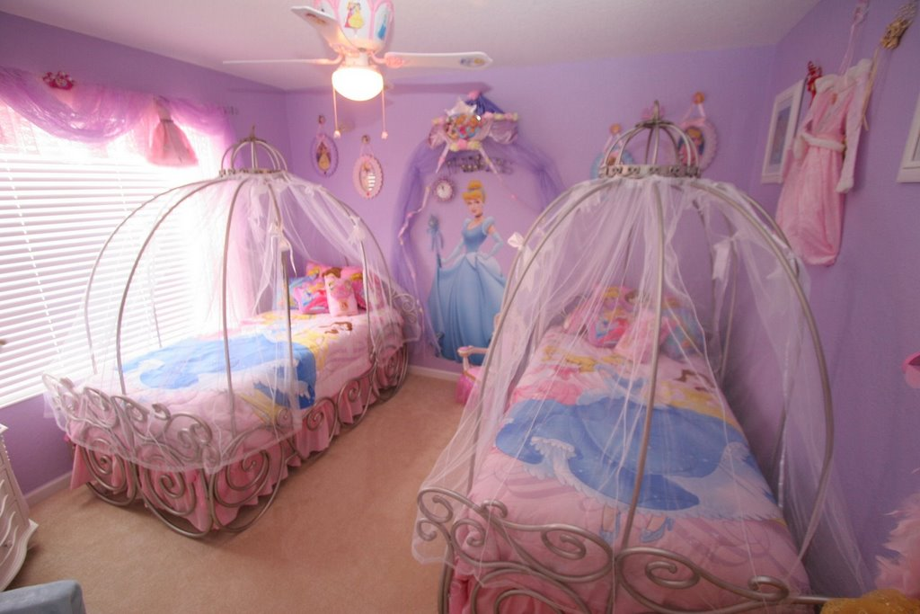 Best plan blog archive princess bedrooms for Princess bedroom decor