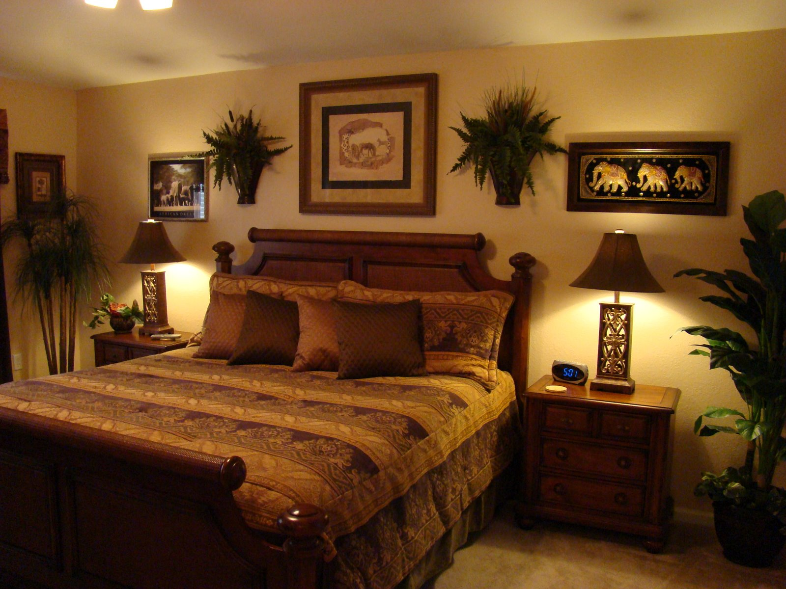 Dsny home 1 pictures for Master bedroom room ideas